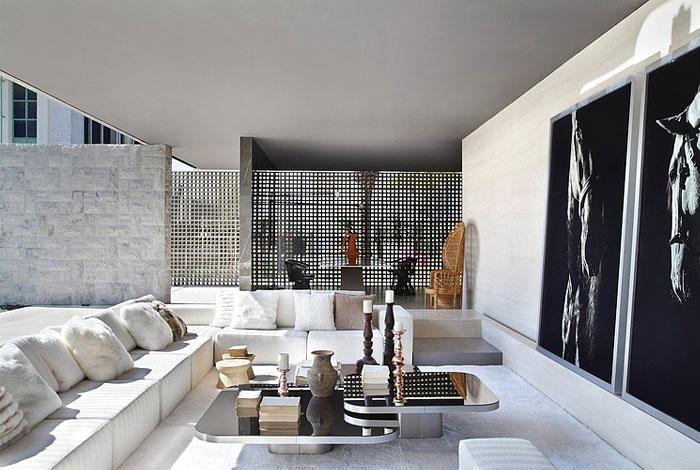 villa deca guilherme torres living room decor