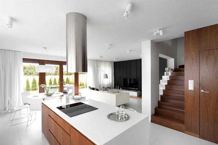 white-black-natural-walnut-veneer-living-area