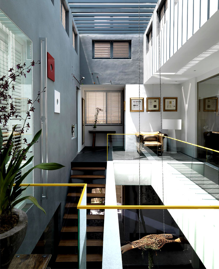 office interior created mole design