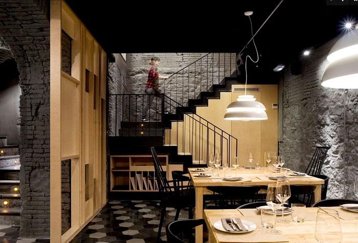 saboc restaurant furnishing