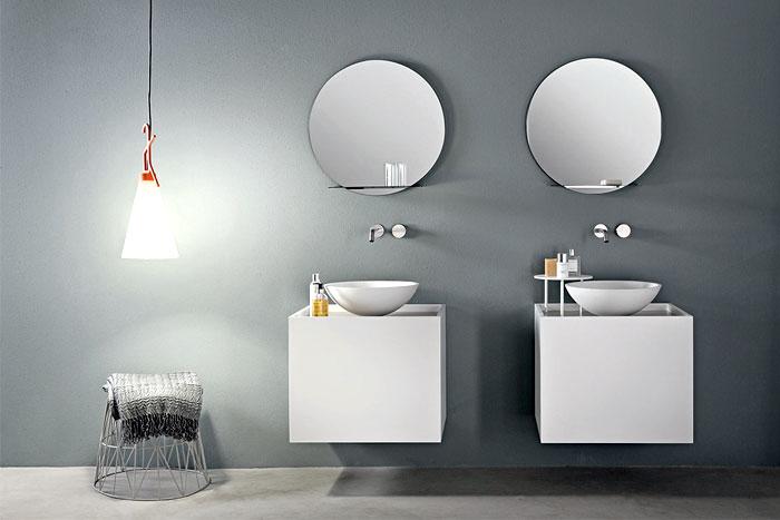 bathroom cabinet signed marco taietta
