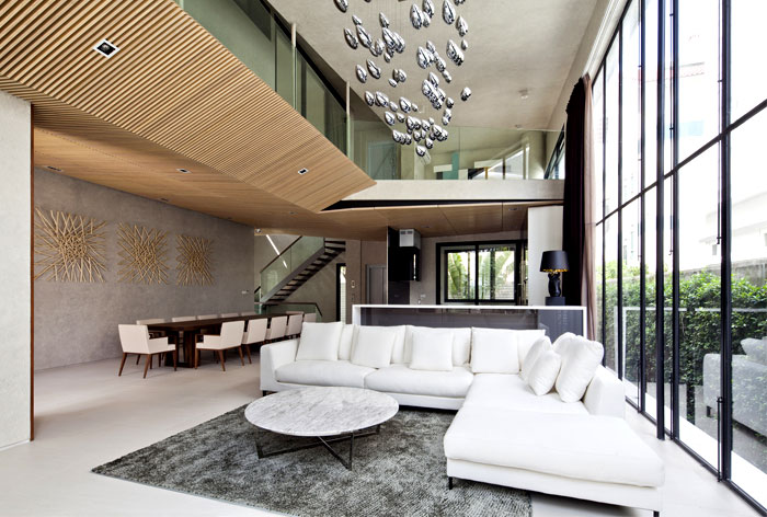 clear lined refreshing interior projects