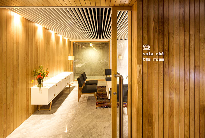 interior design communication design hotel minho