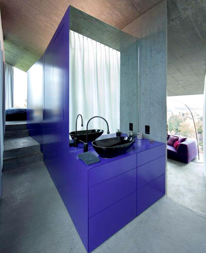 trubel house interior bedroom