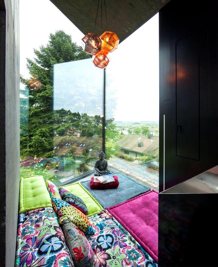 trubel house interior