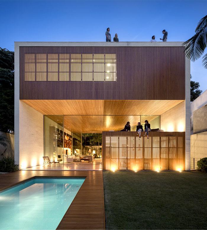classy example brazilian architecture