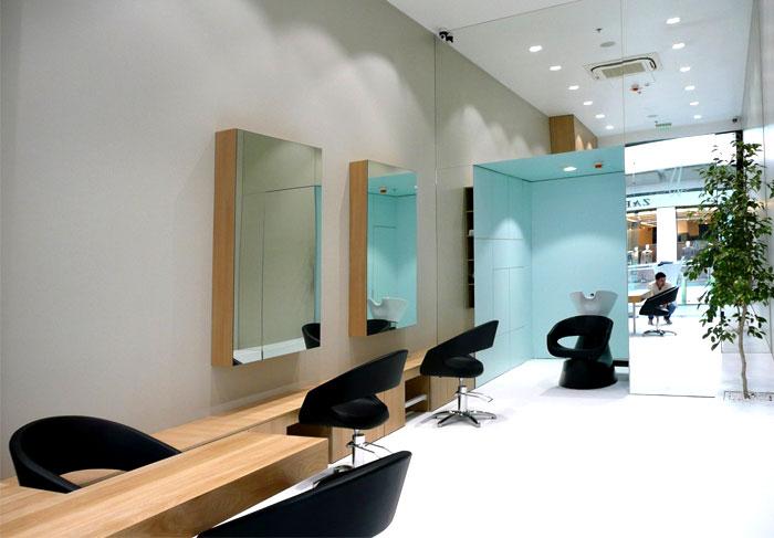 studio a hairdressing salon think forward 12