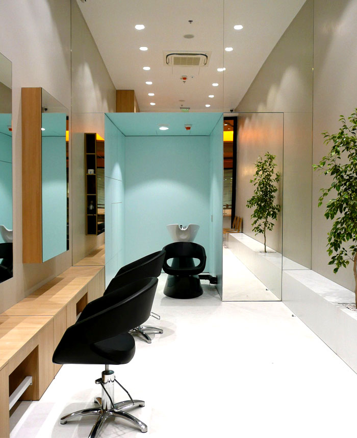 studio a hairdressing salon think forward 3