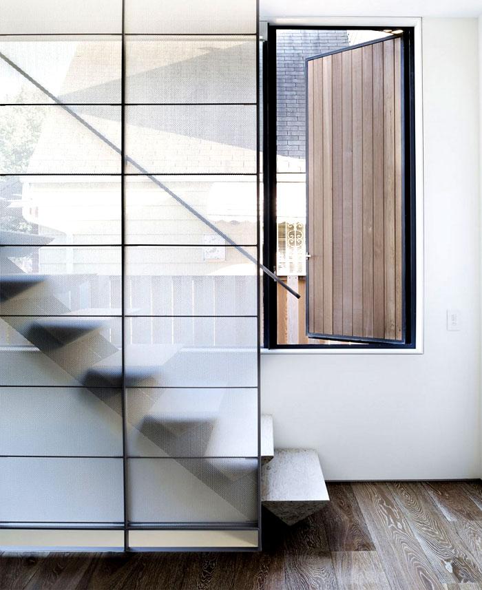 wooden shades windows