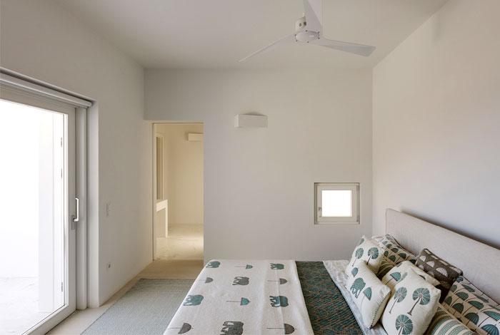 bedroom interior rustic elements typical local textures