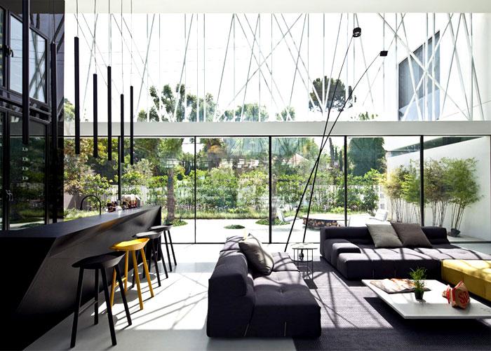 living-room-interior-tall-elegant-bar-chairs