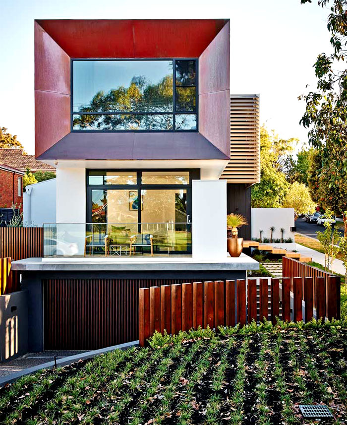 Melbourne Suburb House By In2 Interiorzine
