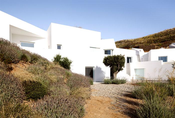 modern edge rustic elements house