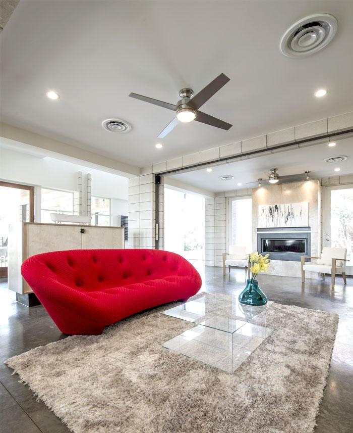 red-ploum-sofa