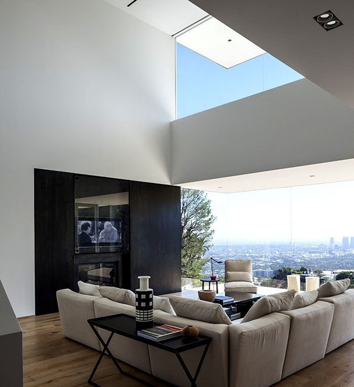double height living room 4