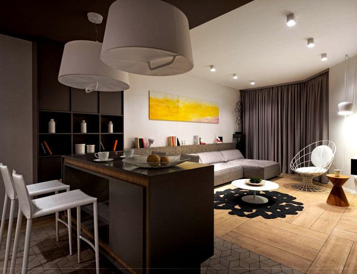 stylish kasumiso apartment