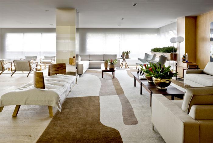 brazilian apartment fully open panoramic windows 1