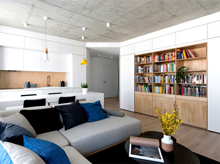 comfortable city dwelling