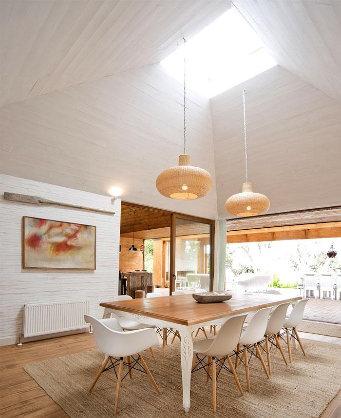 rp house white beige caramel color palette decor