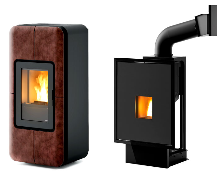 scandinavian inspired stoves
