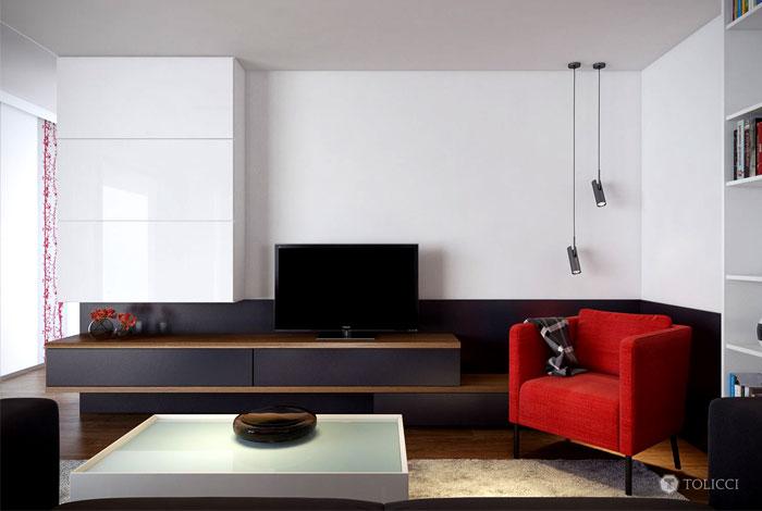 tolicci design studio interior