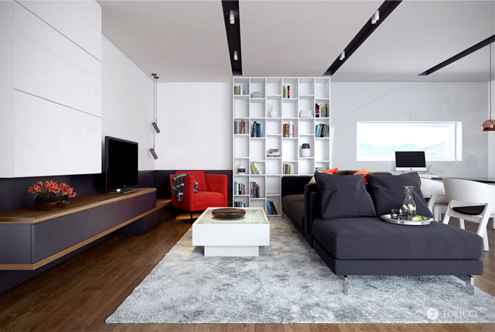 tolicci design studio living room