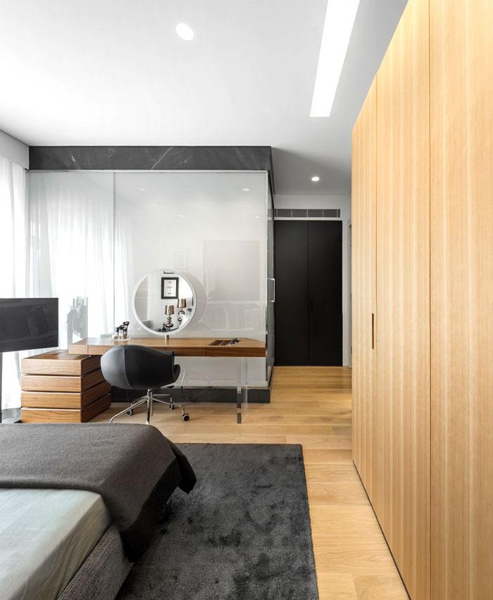 impressive beautiful interior london penthouse 4