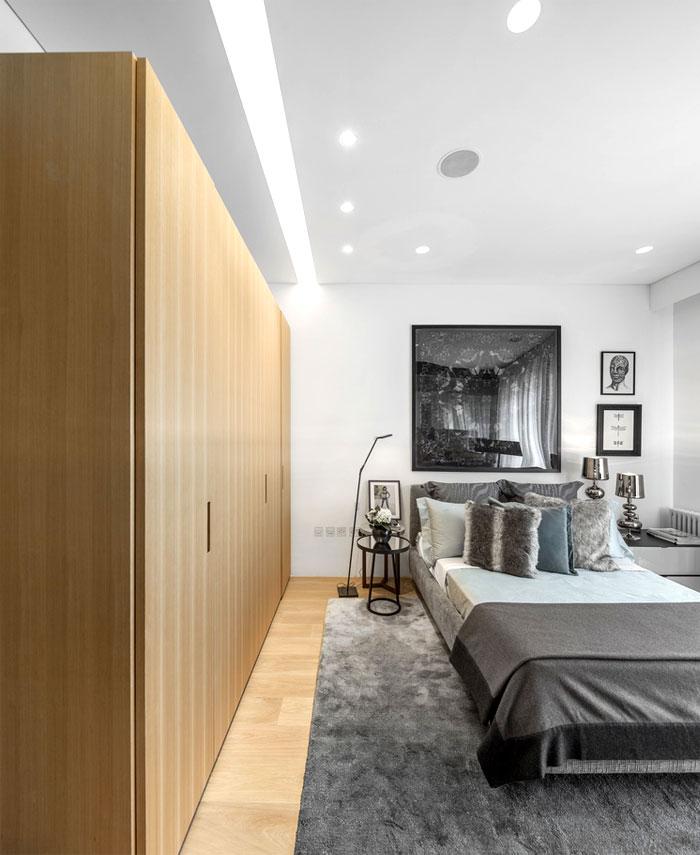 impressive beautiful interior london penthouse 6