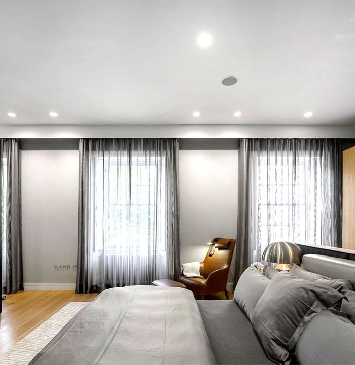 impressive beautiful interior london penthouse 7