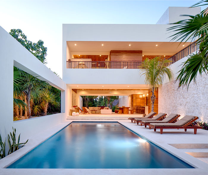 mexican home traditional elegant design 16
