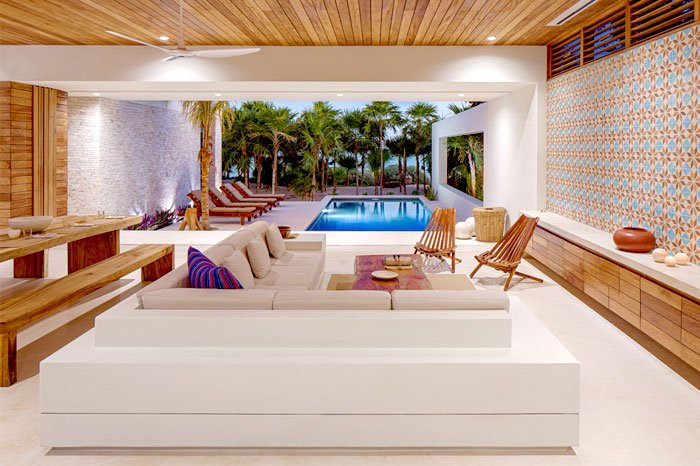 mexican home traditional elegant design 9