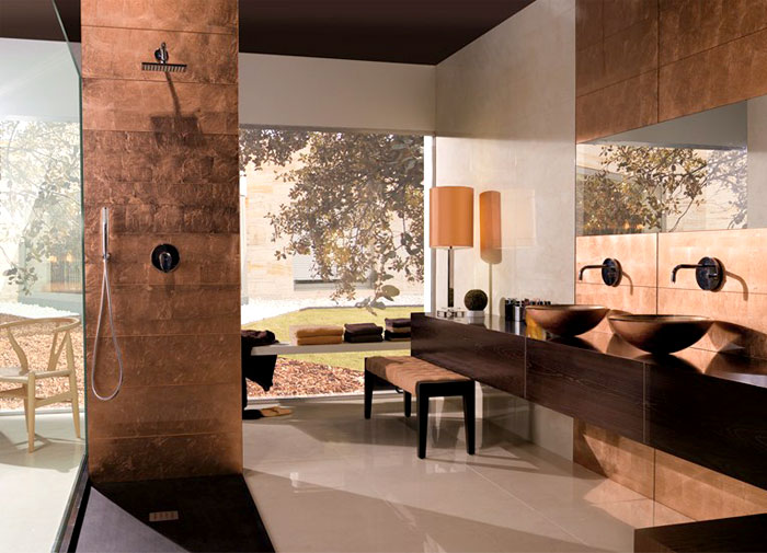 5 vật liệu xưng vương trong nội thất hiện đại