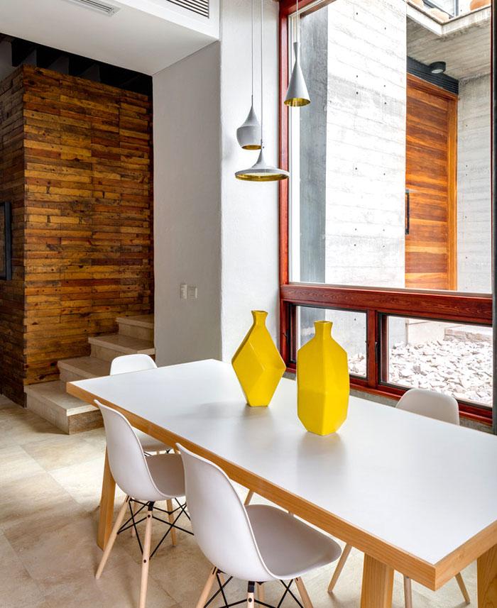 innovative contemporary house urban center 12