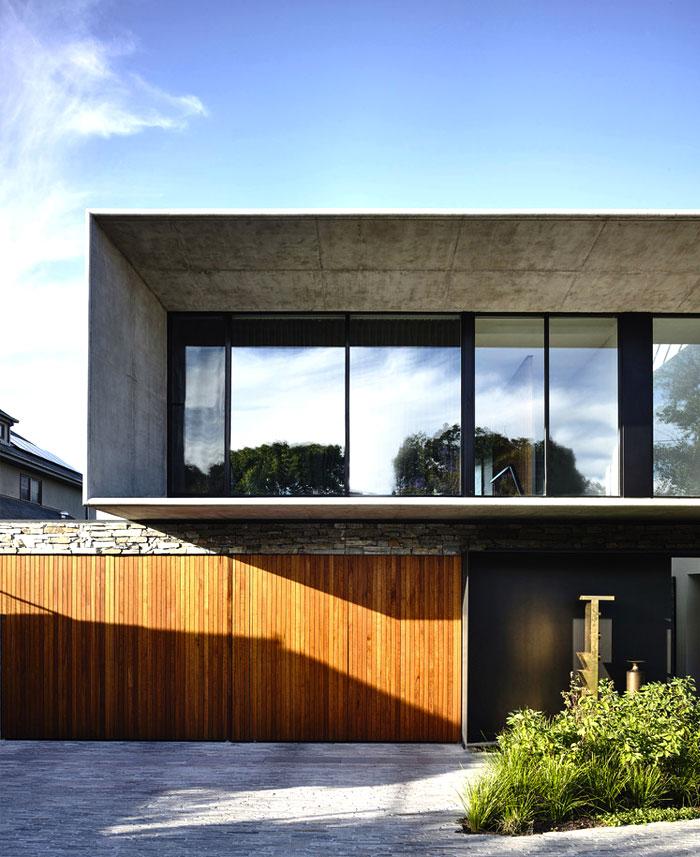 contemporary concrete house melbourne 12