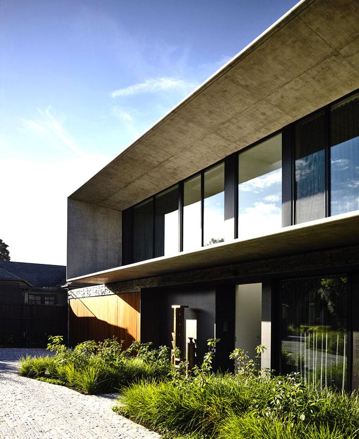 contemporary concrete house melbourne 13