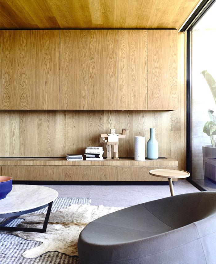 contemporary concrete house melbourne 17