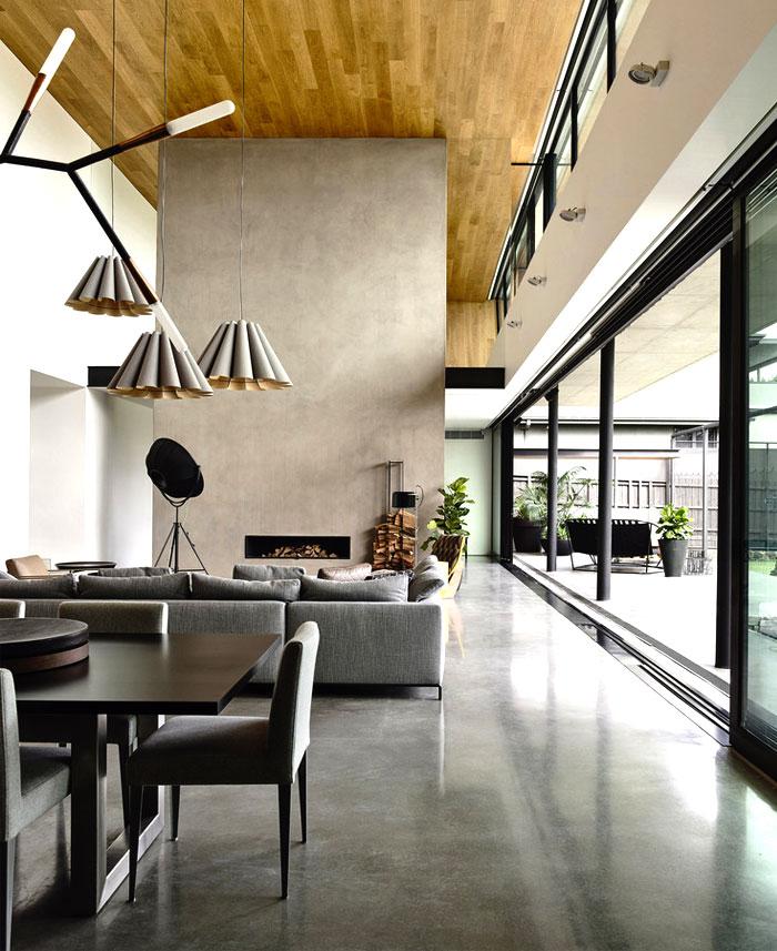 contemporary concrete house melbourne 3