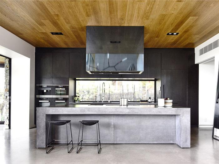 contemporary concrete house melbourne 7