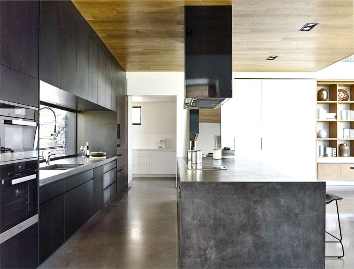 contemporary concrete house melbourne 8