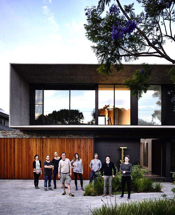 contemporary concrete house melbourne 9