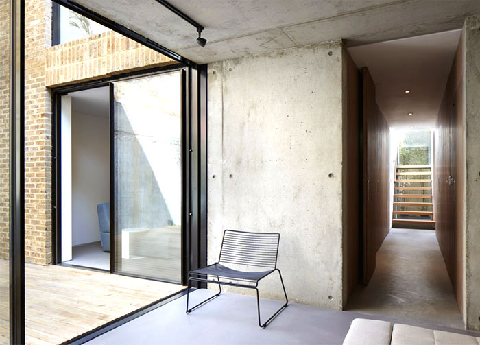 phillips tracey architects simple brick house 12