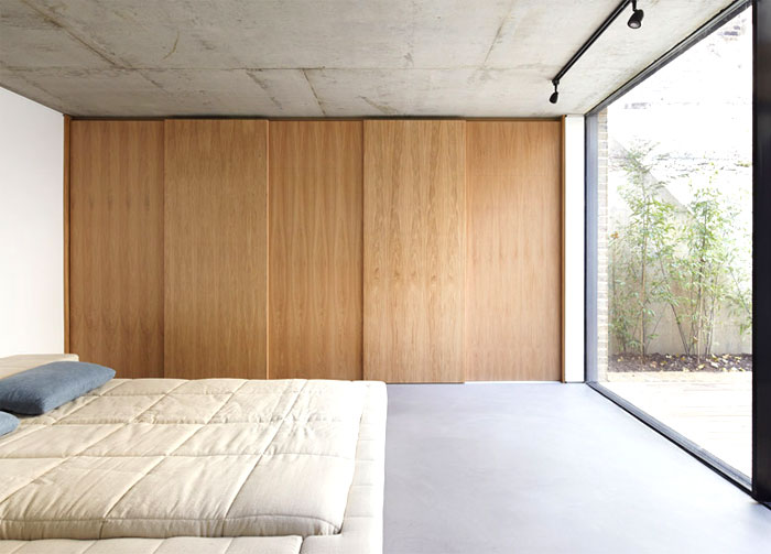 phillips tracey architects simple brick house 13