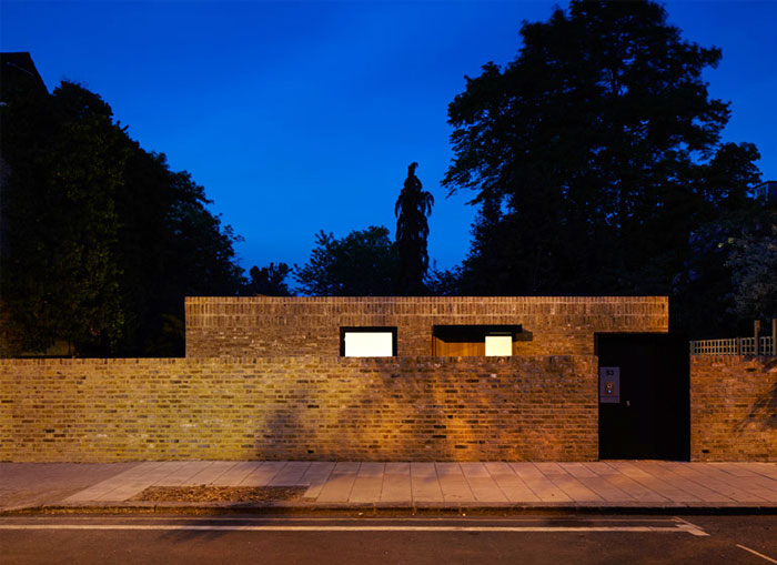 phillips tracey architects simple brick house 3