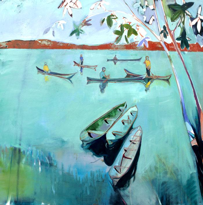 british painter charlotte evans 11
