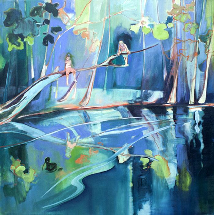 british painter charlotte evans 8