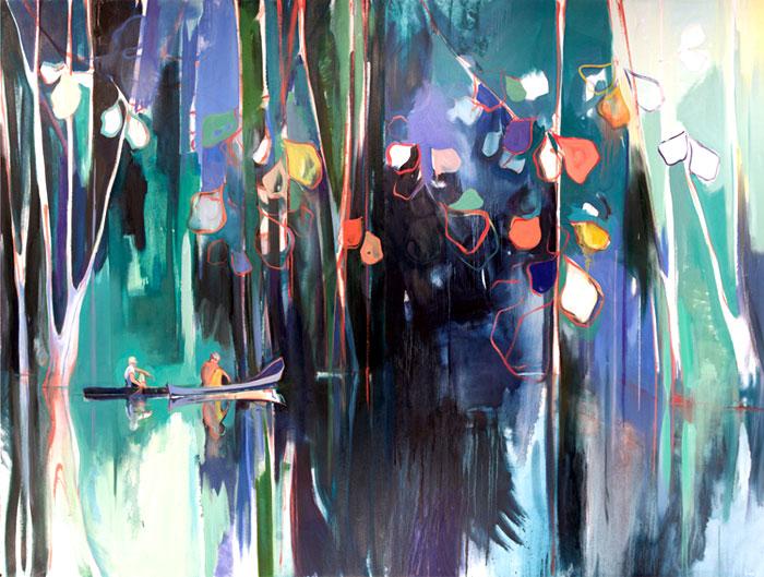 british painter charlotte evans