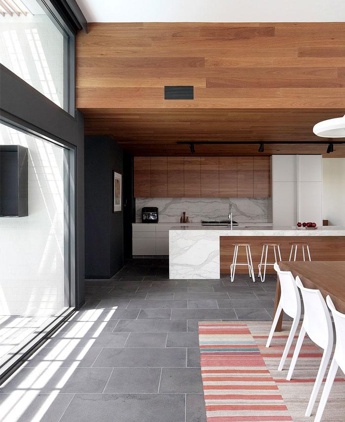 contemporary house located australia 11