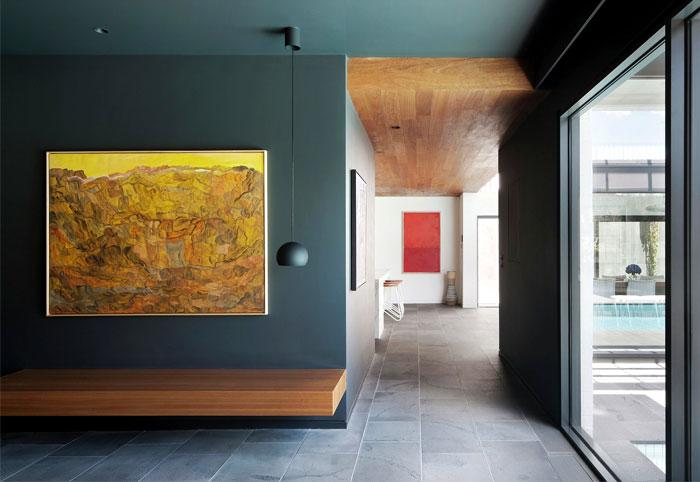 contemporary house located australia 13