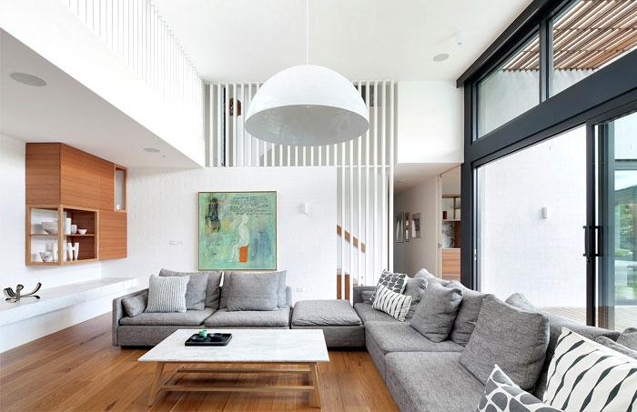 contemporary house located australia 4