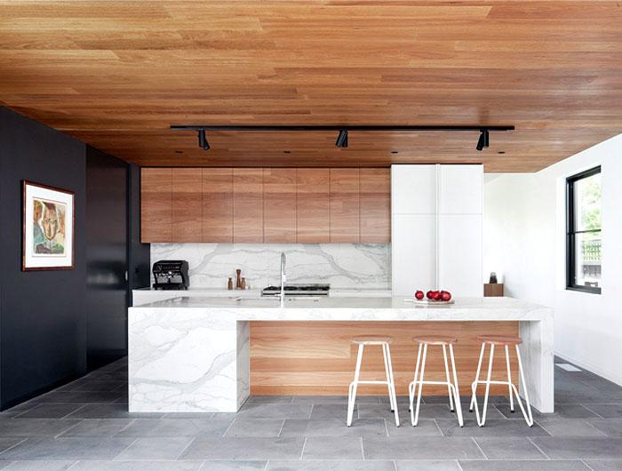 contemporary house located australia 8